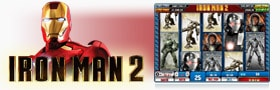 Playtech Iron Man 2