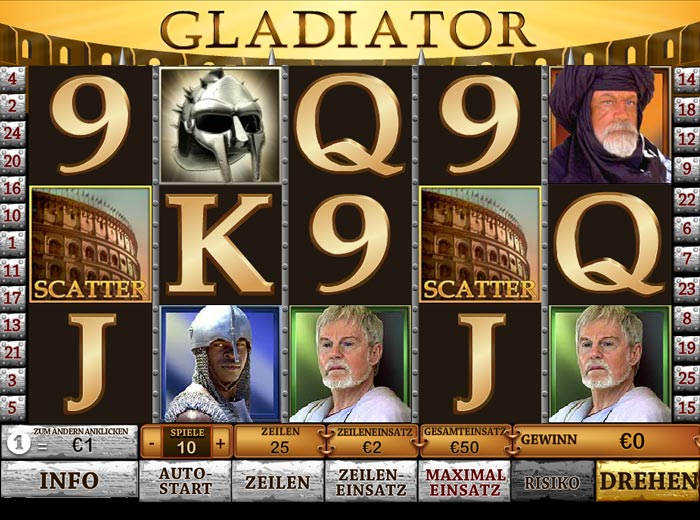 Gladiator Bewertung