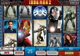Iron Man 2 von Playtech – Marvel Jackpots in Millionenhöhe