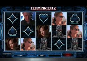 Terminator 2 von Microgaming